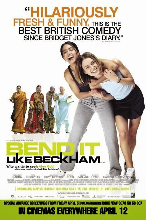 Poster Of Bend It Like Beckham (2002) Full Movie Hindi Dubbed Free Download Watch Online At Alldownloads4u.Com