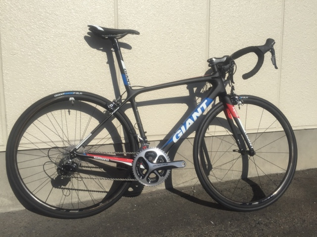TACKE CycleFactoryARAI: 2016 GIANT TCR ADVANCED SL TEAM
