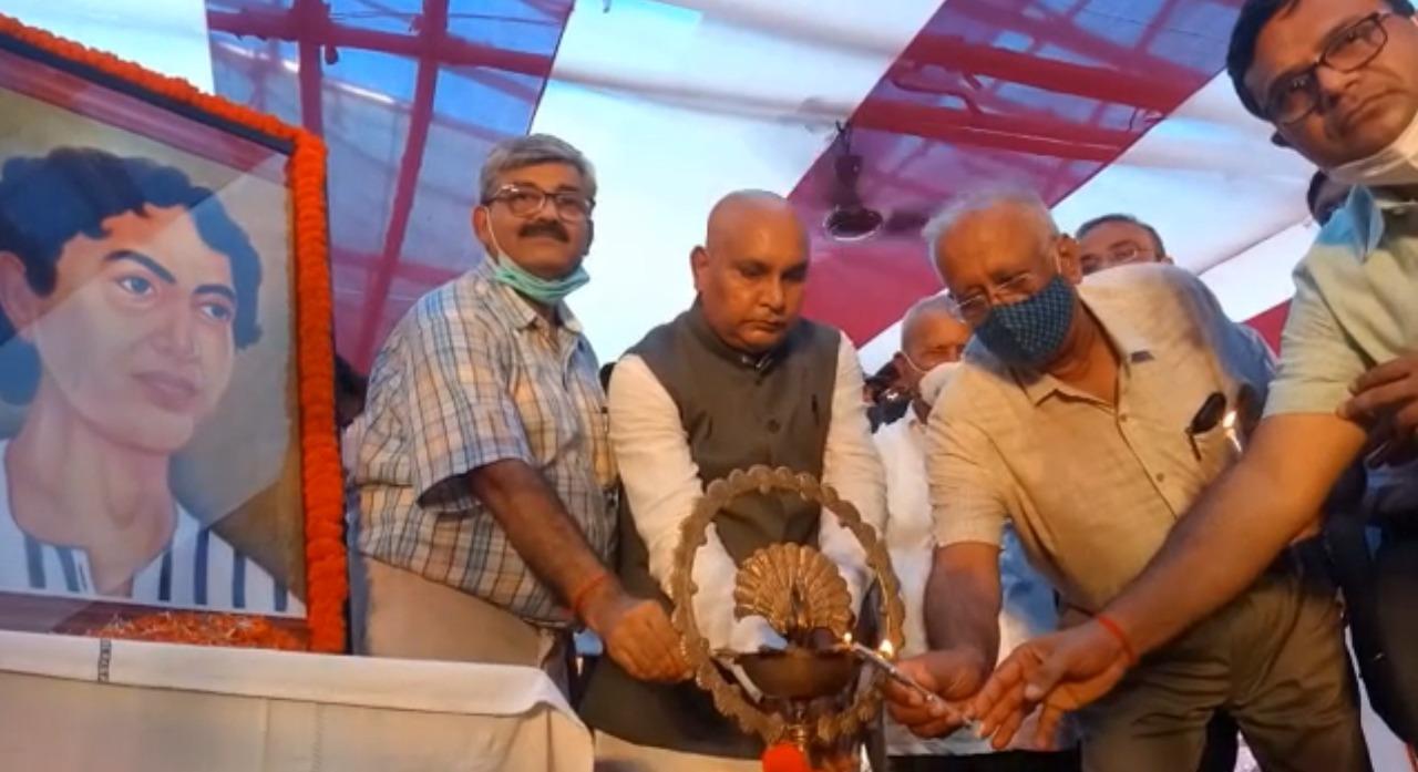समस्तीपुर के पूसा में खुदीराम बोस की जयंती पर अमृत महोत्सव शुरू