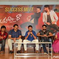 Aatadukundam Raa Movie Success Meet