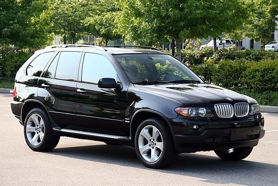 Bmw Automobiles Bmw X5 2004 Sport