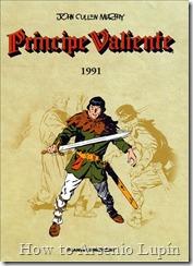 P00055 - Príncipe Valiente (1991)