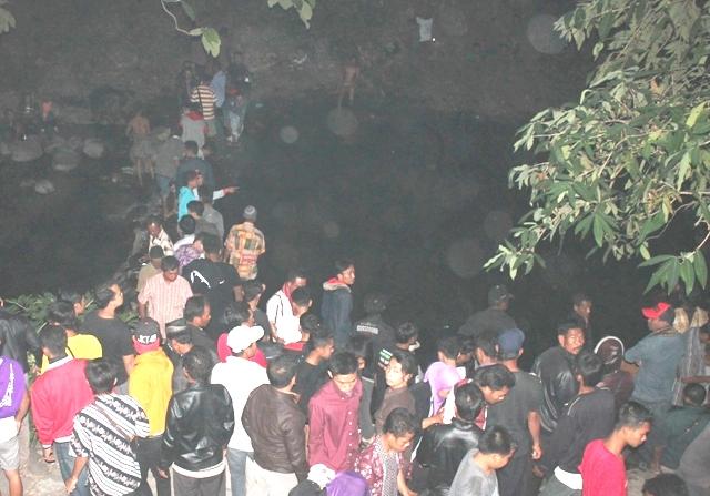 Wisata Alas Ketonggo Ngawi: Kawasan Mistis yang selalu ramai dikunjungi tiap kali malam satu Suro