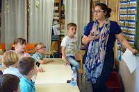 Hana en classe à Reims