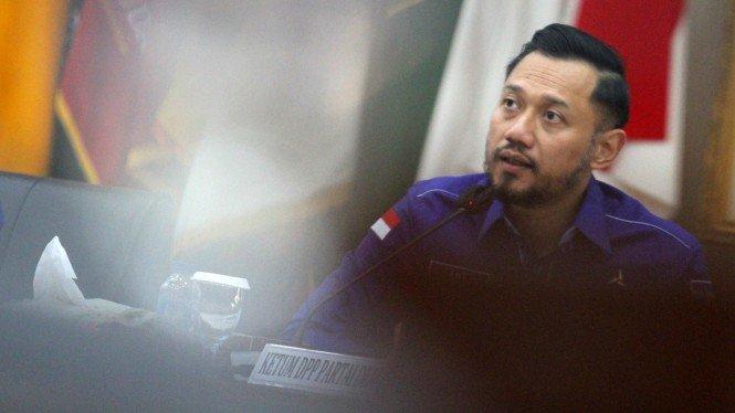 Blak-blakan soal Pilpres 2024, AHY Singgung Anies