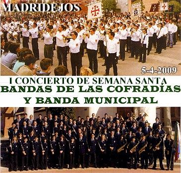 I Concierto Semana Santa Bandas de las Cofradías y Banda Municipal - álbum con 210 fotos + 13 videos