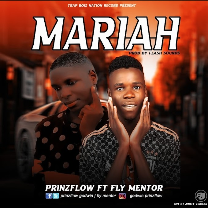 MusiQ: Prinzflow ft Fly Mentor - Mariah ( prod by flash sounds )