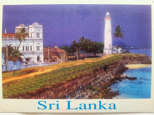 SRI LANKA. 4/8. Old town of Galle