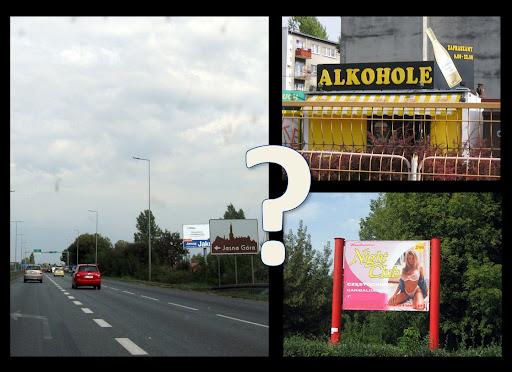 Wycieczka do Częstochowy - święte miasto ?