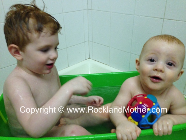 Review Flexibath The Magical Foldable Tub Rockland Mother