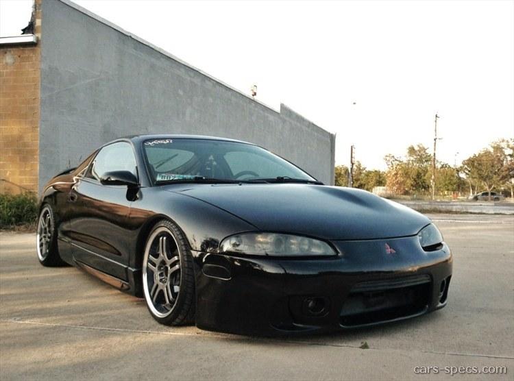 1999 Mitsubishi Eclipse Gs T