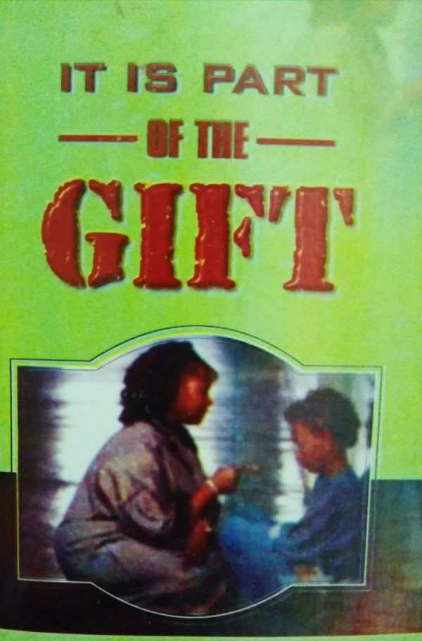IT IS PART OF THE GIFT CHAPTER 4
