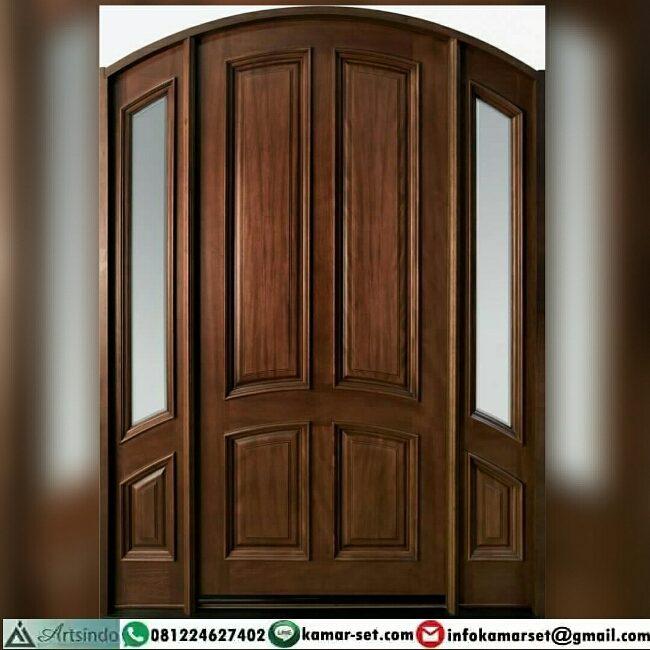 Kumpulan Model Pintu Rumah Yang Paling Bagus