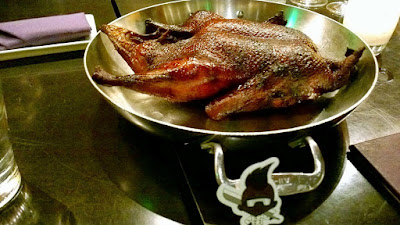 Departure's December Peking Duck Dinner