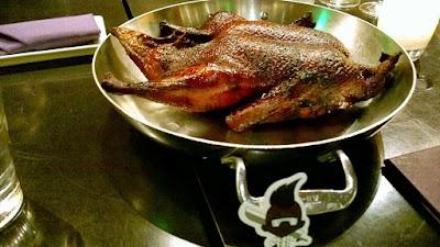 Departure's December Peking Duck Dinner