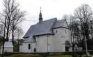 Kościół parafialny pw. Nawiedzenia Najświętszej Maryi Panny w Lipnicy WIelkiej
