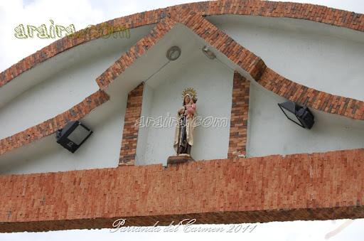Parranda del carmen Araira 2011