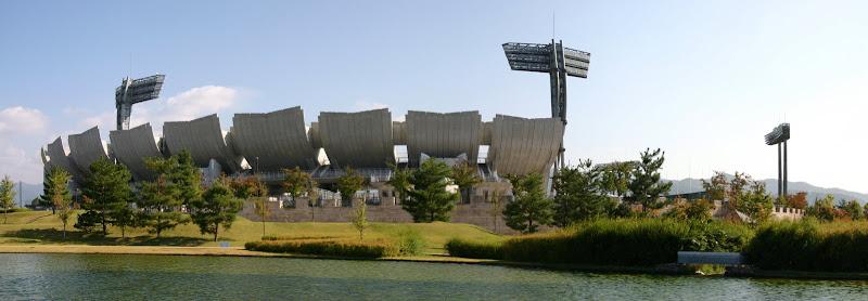 Nagano Olympic Stadium panorama