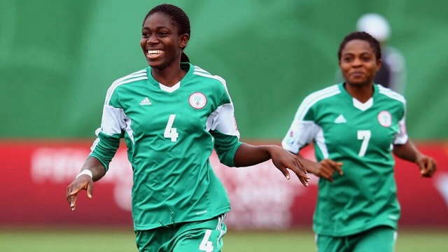 Oshoala: Super Falcons Will Win AWC