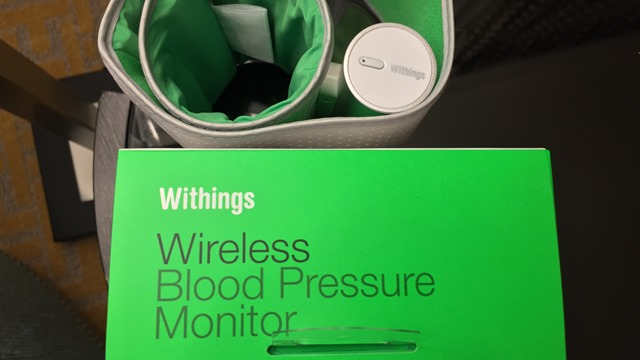Withings Blood Pressure Monitor 2