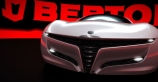 Bertone Pandion starts at Pebble Beach