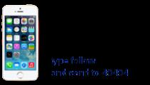 SMS ALERTS BANNER