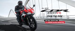 Brosur Honda CBR