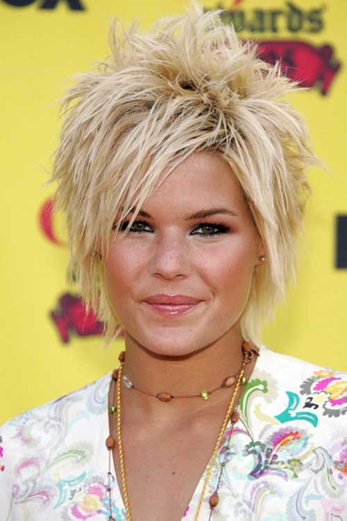 CRAZY SPIKY SHORT HAIRCUTS FOR LADIES &OLDER WOMEN 3