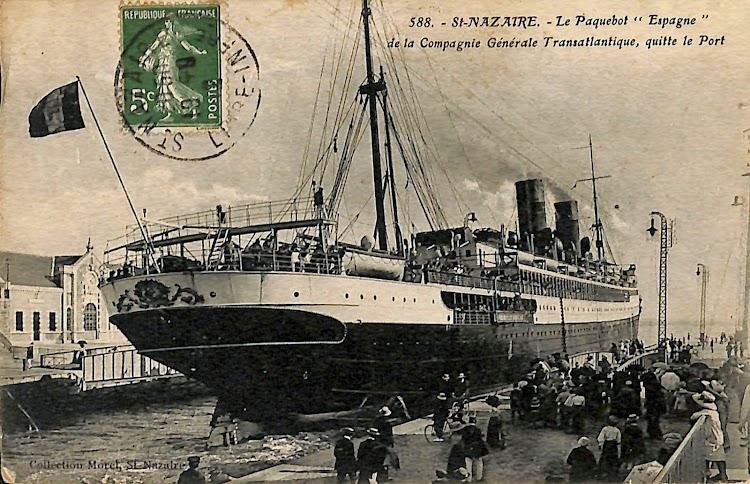 9- Saliendo de Saint Nazaire. Fecha indeterminada. Colección de Arturo Paniagua.tif