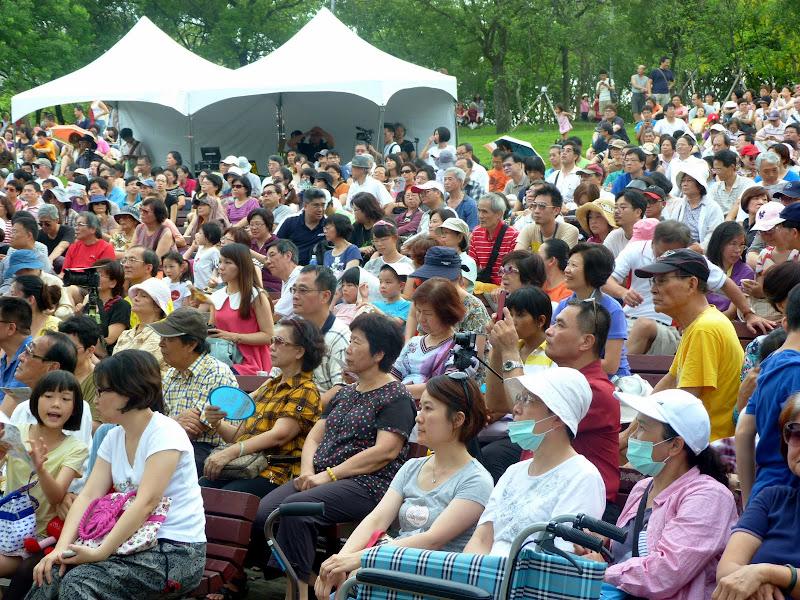 Xizhi, Taipei. Exposition Renoir puis concert au parc Daan - P1330768.JPG
