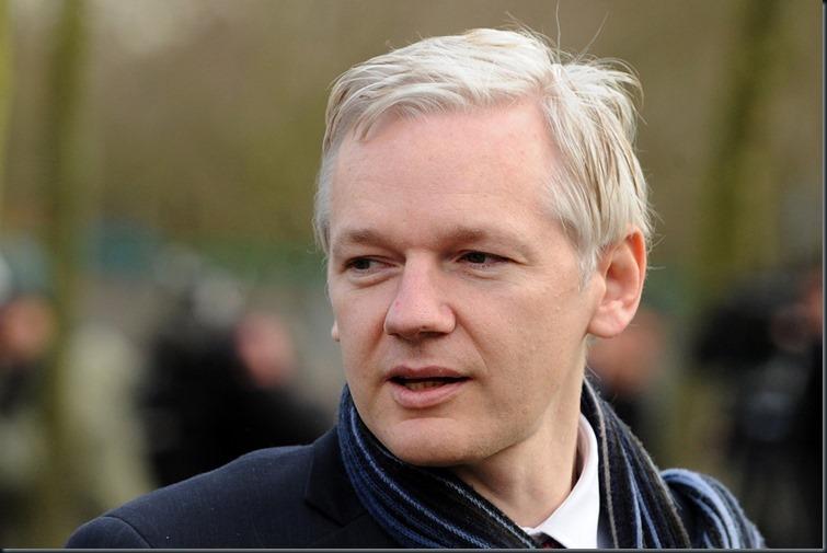 Julian Assange[3]