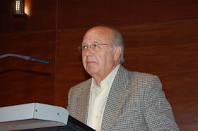 15 ANIVERSARIO del CCIV.  Socio de Honor, Marcial Martínez López