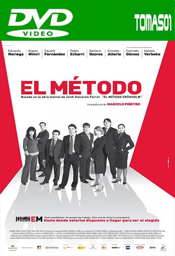 El método (Grönholm) (2005) DVDRip