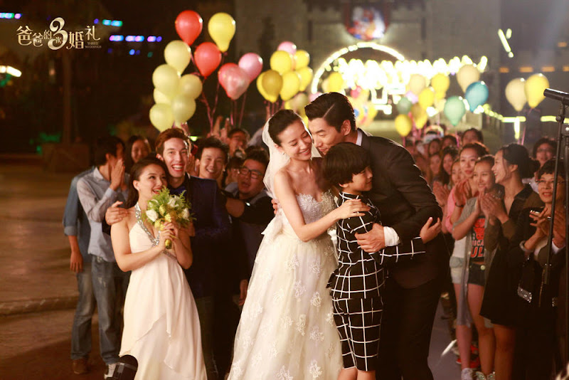 Three Weddings China Movie