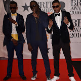 OIC - ENTSIMAGES.COM - WSTRN at the  The BRIT Awards 2016 (BRITs) in London 24th February 2016.  Raymond Weil's  Official Watch and  Timing Partner for the BRIT Awards. Photo Mobis Photos/OIC 0203 174 1069