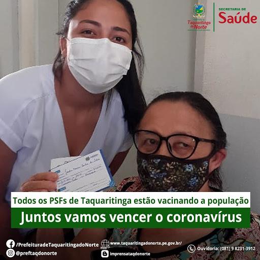 Juntos vamos vencer o coronavírus