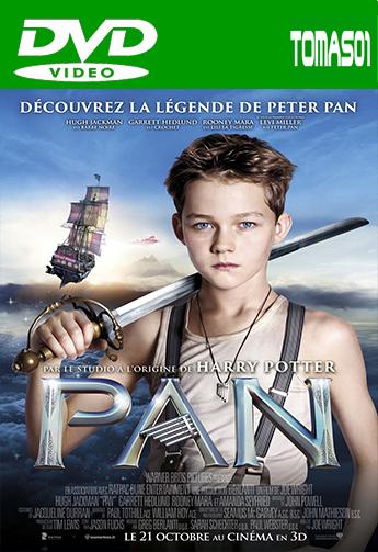 Peter Pan: Viaje a Nunca Jamás (2015) DVDRip
