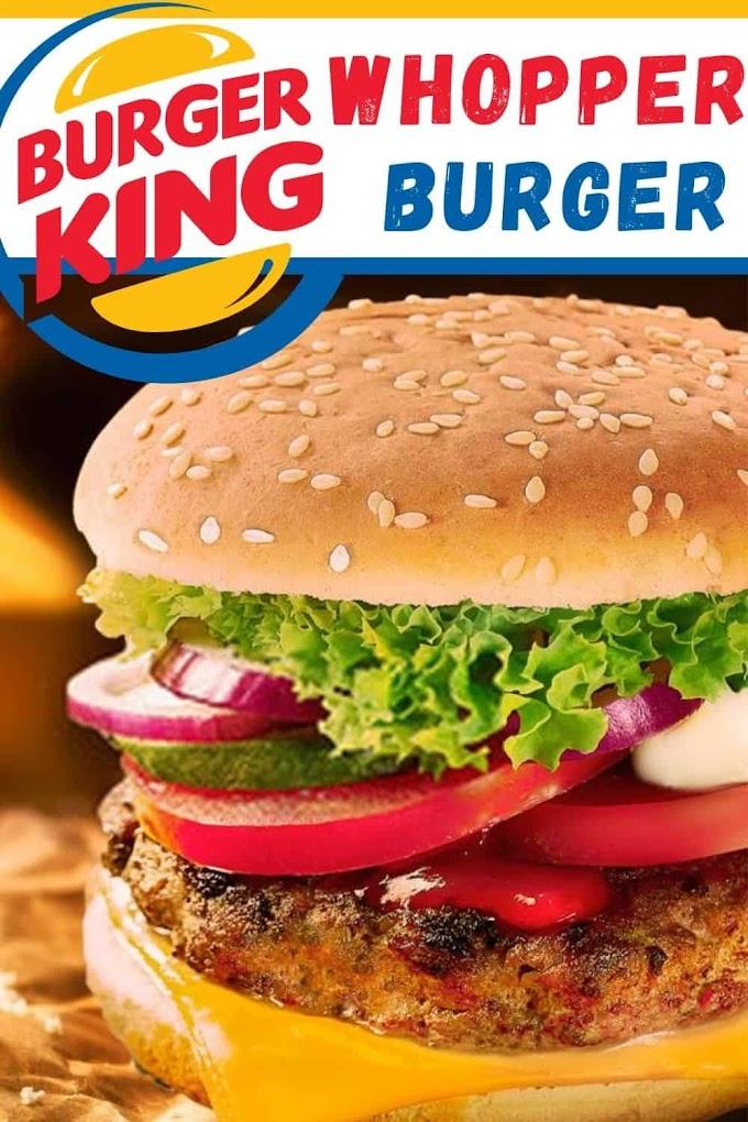 Burger King Whopper Recipe