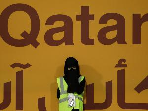 Piala Dunia Qatar Siap 2015