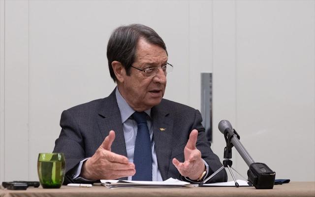 Εθνικό Συμβούλιο συγκάλεσε ο Ν. Αναστασιάδης για την Αμμόχωστο