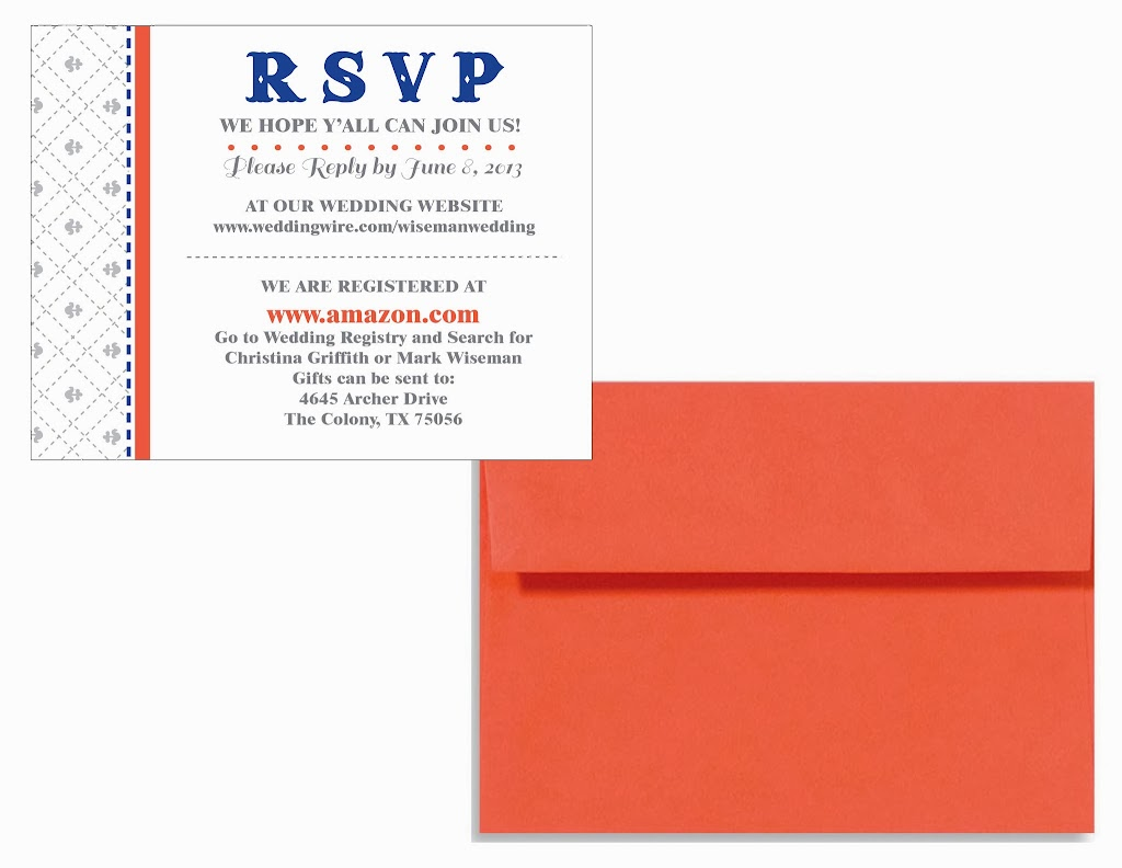 Christina Mark Wedding Invitation2