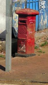 Postbox George VI 001