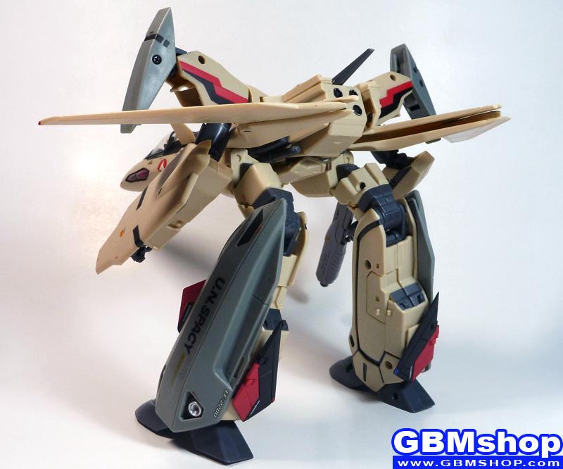 Macross Plus YF-19 with FAST Pack GERWALK Mode