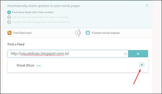 Como divulgar seu blog nas redes sociais usando o dlvr.it - Visual Dicas