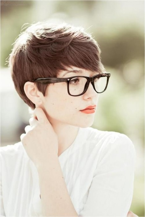 Pixie Cut Styles For Hair 2018 For Women's 1