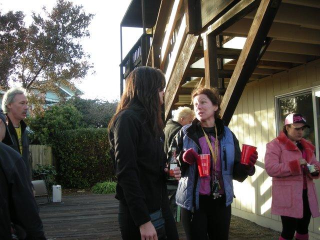 Accu, Crutch, & Douche's Bday 2009