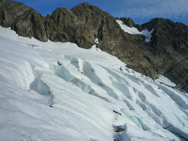 Lukasz Kocewiak - Szczeliny lodowcowe na White Glacier