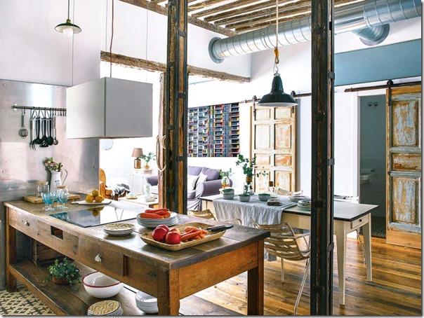 casa-stile-boho-chic-industriale (2)