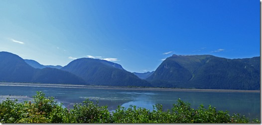 Skeena River, Yellowhead Highway, BC