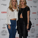 OIC - ENTSIMAGES.COM - Tiffany Watson and Stephanie Pratt at the  Jeans for Genes Day 2015 - launch party in London 2nd September 2015 Photo Mobis Photos/OIC 0203 174 1069